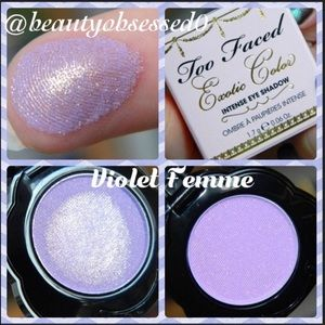 ✨💜Too Faced Exotic Color Intense Eyeshadow